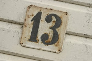 13-luck