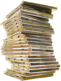 stack-of-cds