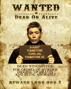 wanted-dead-or-alive-dean