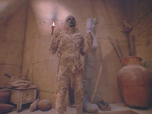 waxwork-mummy