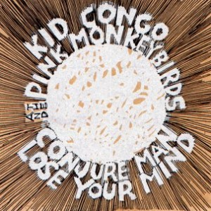 cover - kid congo conjure man