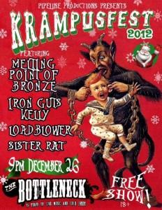 poster - krampusfest
