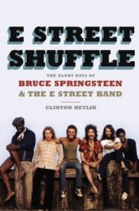 book cover - E Street Shuffle