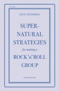 book cover - supernatural strategies