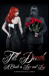 book cover - till death