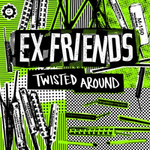 cover - ex friends twisted around