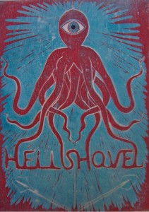 hellshovel poster