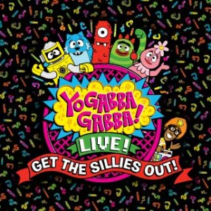 yo gabba gabba live