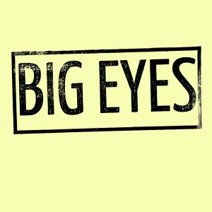 cover - big eyes demo repress