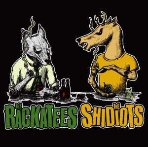 cover - rackatees shidiots