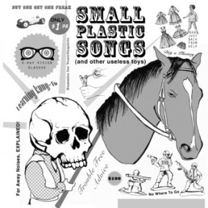 cover - small plastic songs