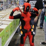 The littlest Deadpool.