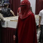 Imperial Guard cosplay.