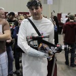 Dr. Horrible cosplay.