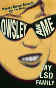 book cover - owsley and me