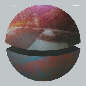 cover - chrome sparks ep