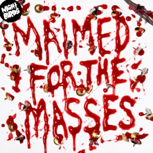 cover - maimed for the masses