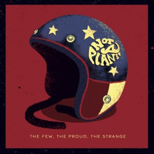 cover - not a planet the few the proud