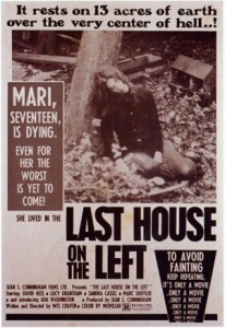 poster - last house on the left