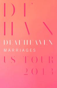 poster - deafheaven tour