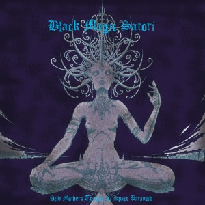 cover - acid mothers temple black magic satori