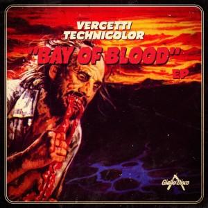 cover - vercetti technicolor bay of blood
