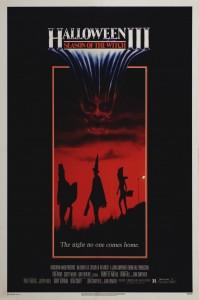 poster - halloween iii