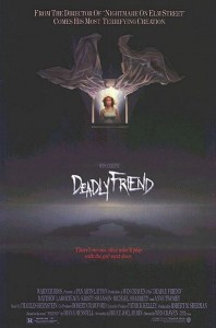 poster - deadly friend