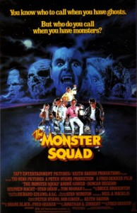 poster - monster squad