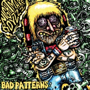 cover - nightmare boyzzz bad patterns