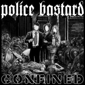 cover - police bastard confined