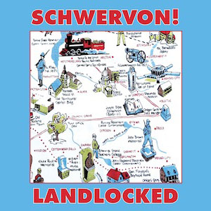 cover - schwervon landlocked