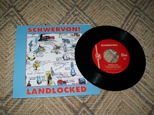 cover - schwervon too much rock