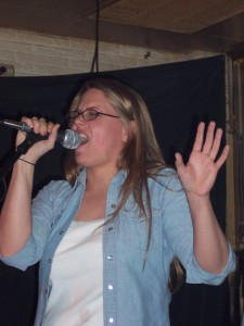Henderson at Davey's Uptown in February, 2005.