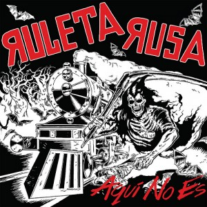 cover - ruleta rusa