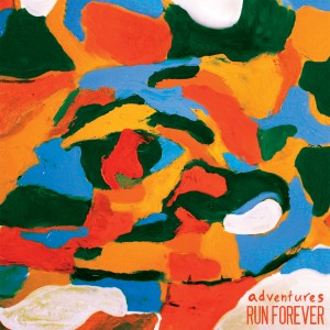 cover - adventures run forever split