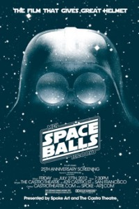 poster - space balls