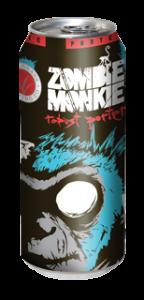 zombie monkey porter