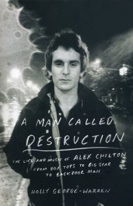 book cover - a man called destruction