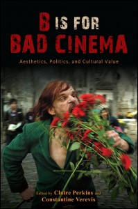 book cover - b is for bad cinema