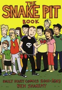 book cover - snakepit book