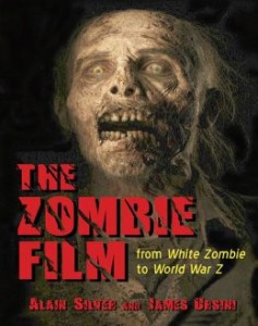 book cover - zombie film