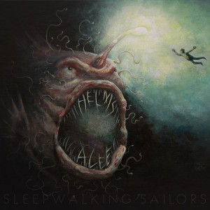 cover - sleepwalking sailors