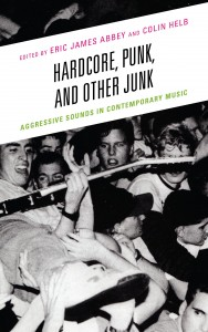book cover - hardcore punk and other junk