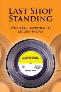 book cover - last shop standing