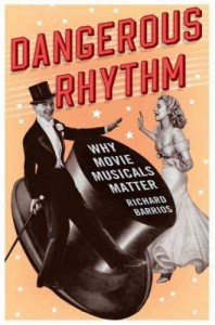 book cover - dangerous rhythm