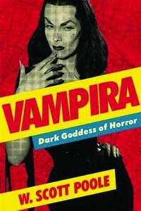 book cover - vampira