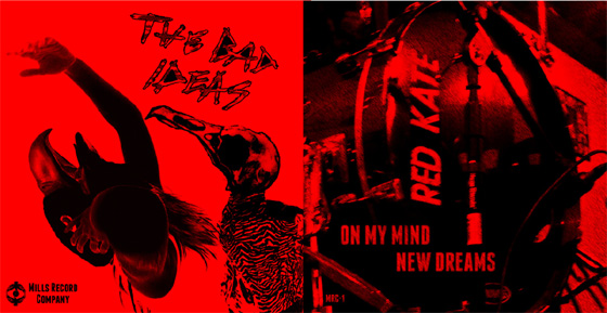 cover - bad ideas red kate split