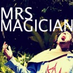 cover - mrs magician