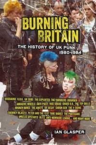 book cover - burning britain